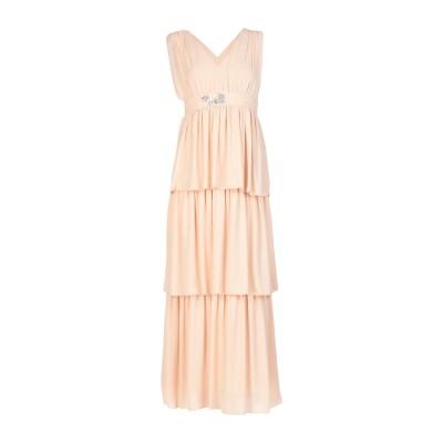 コッカ KOCCA ロングワンピース&ドレス ローズピンク S ポリエステル 100% ロングワンピース&ドレス