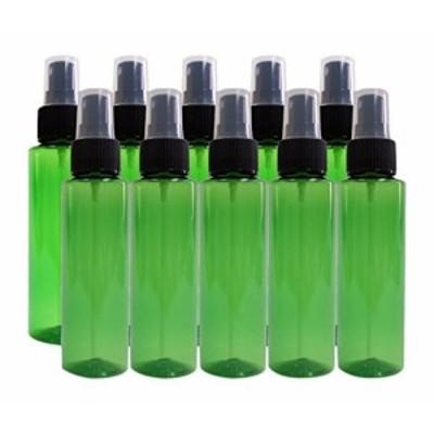 ease 保存容器 スプレータイプ プラスチック 緑色 100ml×10本