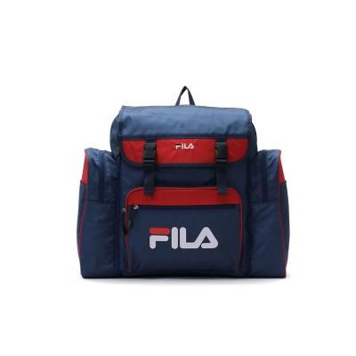 【ギャレリア】 フィラ リュック FILA 7369 43L 54L スクールバッグ ユニセックス ネイビー系2 F GALLERIA