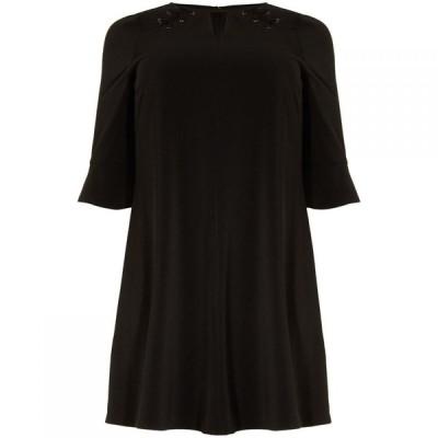 スタジオ8 Studio 8 レディース ワンピース ワンピース・ドレス Milly Lace Up Dress Black