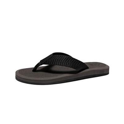 [NeedBo] NDB ビーチサンダル メンズ サンダル レディース 痛くない ビーサン 島ぞうり 歩きやすい 軽量 防滑 カジュアル プール 室内履き アウトドア