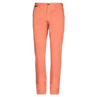 ZILTON パンツ 赤茶色 33W-36L コットン 55% / テンセル 42% / ポリウレタン 3% パンツ