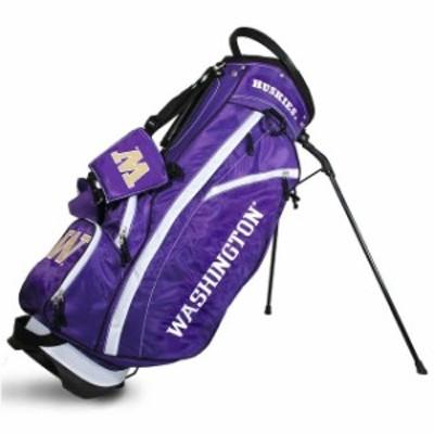 Team Golf チーム ゴルフ スポーツ用品  Washington Huskies Fairway Stand Golf Bag