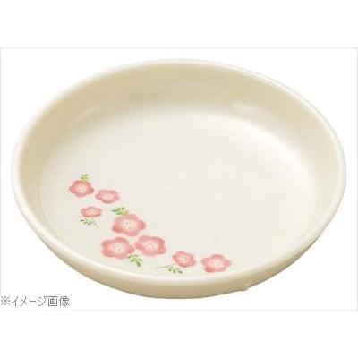 メラミン食器 桃花(ももか)おしんこ皿 MK−41