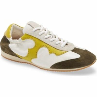 トリー バーチ TORY BURCH レディース スニーカー シューズ・靴 Serif Sneaker New Ivory/Pear