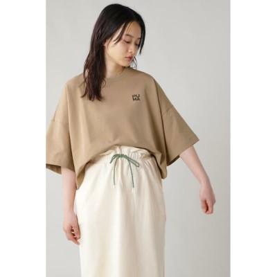 ROSE BUD/ローズ バッド インフューズ ルース Tシャツ ウィメンズ ブラウン M