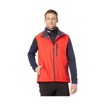 Helly Hansen ヘリーハンセン メンズ 男性用 ファッション アウター ジャケット コート ベスト Crew Vest - Alert Red