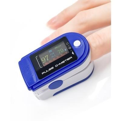 パルスゼロメーター OMHC-CNPM001 心拍数 血中酸素飽和濃度 測定器 体調管理