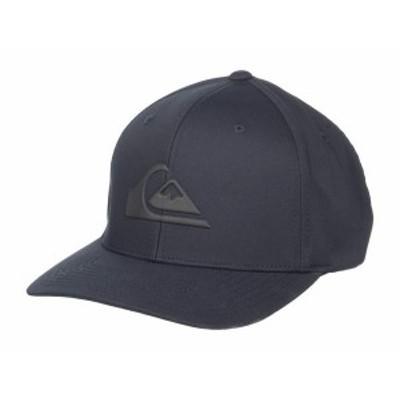 クイックシルバー メンズ 帽子 アクセサリー Amped Up True Black