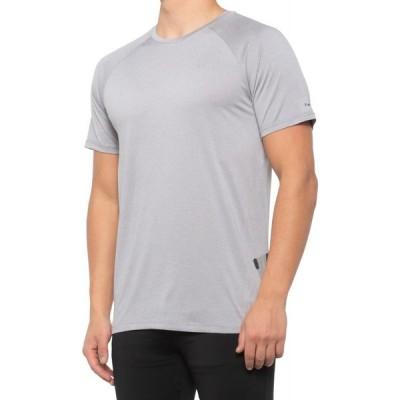 ハインド Hind メンズ Tシャツ トップス birdseye t-shirt - short sleeve Frost