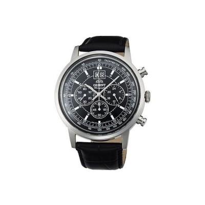 腕時計 オリエント Orient クラシック スポーツy クォーツ クロノグラフ Japan メンズ 腕時計 TV02003B FTV02003B0