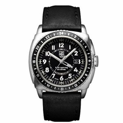 Luminoxメンズ9421?P - 38ライトニング9420?SeriesアナログDisplayアナログクオーツBlack Watch