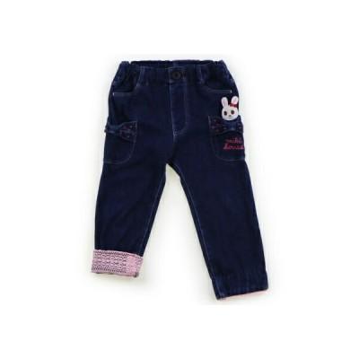 ミキハウス mikiHOUSE パンツ 90サイズ 女の子 子供服 ベビー服 キッズ