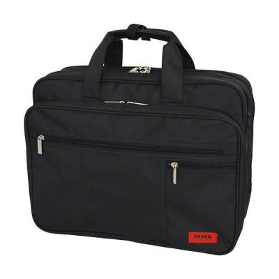 サクソン(SAXON) 300D Y付 ビジネスバッグ ブラック 05172 通勤通学 バッグ 鞄 カジュアル バック