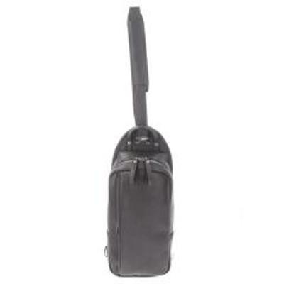 UNBILLION(アンビリオン)オティアス Otias/アンティーク仕上げタイプ合成皮革ボディバッグ