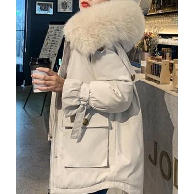 ジャケット ブルゾン YUGA フェイクファー 中綿ブルゾン ジャケットコート