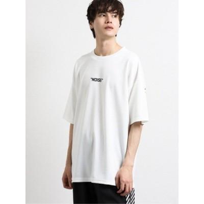 tシャツ Tシャツ セマンティックデザイン/semantic design ペイントグラフィック クルーネック半袖BIGTシャツ