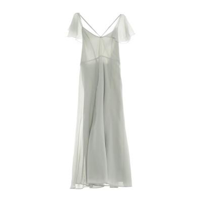 NA-KD ロングワンピース&ドレス ライトグリーン 40 ポリエステル 100% ロングワンピース&ドレス