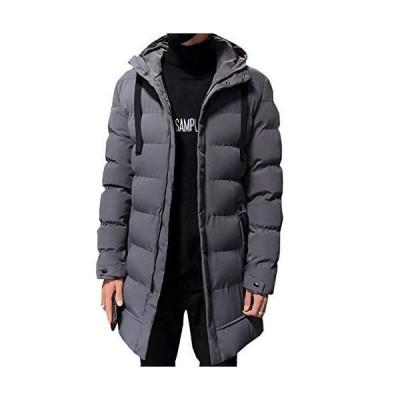 ジャケット メンズ 裏起毛 パーカー 軽量 暖かい ウルト フード付きジャケット チェスターコートおおきいサイ