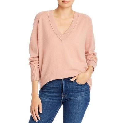 エキプモン レディース ニット・セーター アウター Madalene Cashmere V-Neck Sweater