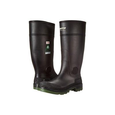 Baffin Enduro Steel Toe メンズ ブーツ Black/Clear/Green