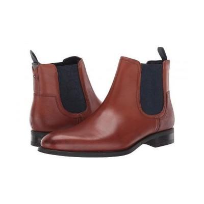 Ted Baker テッドベイカー メンズ 男性用 シューズ 靴 ブーツ チェルシーブーツ Tradd - Tan