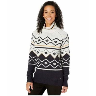フィグ レディース ニット&セーター アウター Oxo Sweater Folklore Toffee