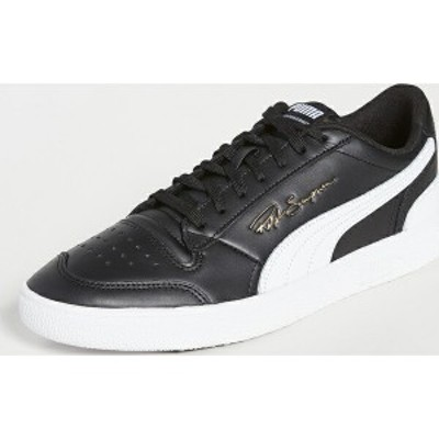 (取寄)プーマ セレクト ラルフ サンプソン ロウ スニーカー PUMA Select Ralph Sampson Low Sneakers PumaBlack PumaWhite