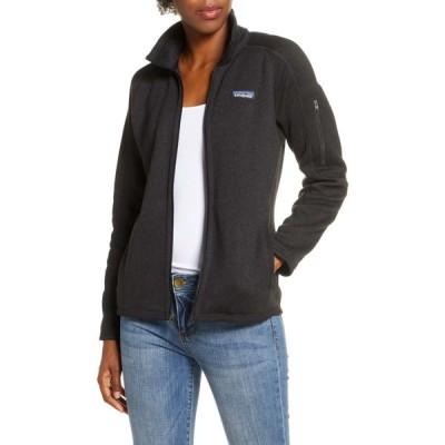 パタゴニア PATAGONIA レディース ジャケット アウター Better Sweater Jacket Black