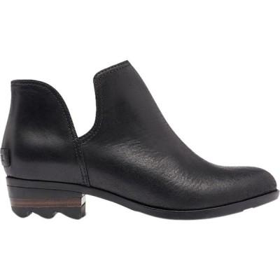 ソレル Sorel レディース ブーツ シューズ・靴 Lolla II Cut Out Boot Black