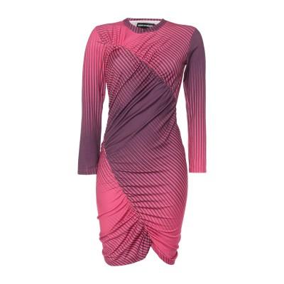 ハウス オブ ホランド HOUSE OF HOLLAND ミニワンピース&ドレス フューシャ 6 指定外繊維(テンセル)® 48% / コットン 4