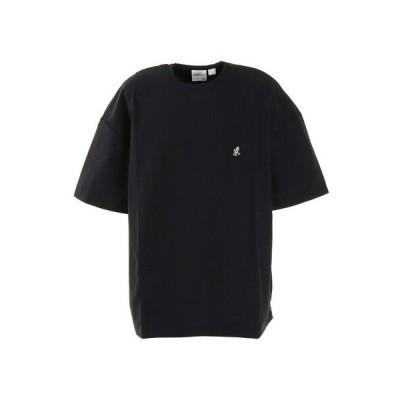 グラミチ(Gramicci) シェル キャンプTシャツ GUJK-20S039-BLACK (メンズ)