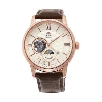 オリエント RN-AS0002S コンテンポラリーコレクション セミスケルトン 機械式時計 (メンズ)