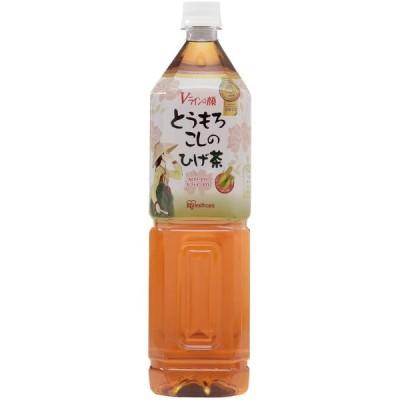アイリスオーヤマ とうもろこしのひげ茶 コーン茶 1500ml×12本