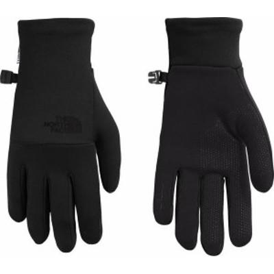 ノースフェイス レディース 手袋 アクセサリー The North Face Women's Etip Recycled Gloves TNF Black