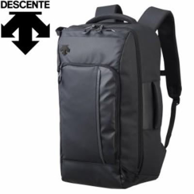 デサント ハイスペックバックパック メンズ レディース DMAQJA70-BK