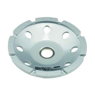 ネコポス可 日立 ダイヤモンドカップホイール 平面研削用 0032-4583 カップ シングルタイプ 外径100mm 穴径20mm 乾式 粗仕上げ用 HiKOKI ハイコーキ