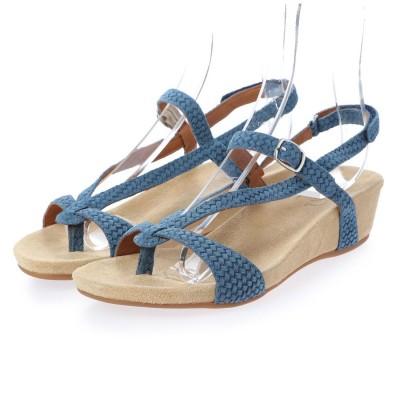 ヨーロッパコンフォートシューズ EU Comfort Shoes Benvado サンダル(28009) (ブルー)