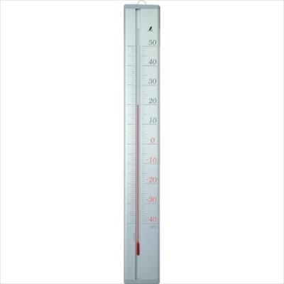 シンワ アルミ寒暖計45cm (72991)