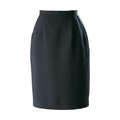 ジーベック(XEBEC) トリクシオンオフィススカート 25/チャコールグレー 40027 作業服 作業着 ワークウエア ワークウェア レディース