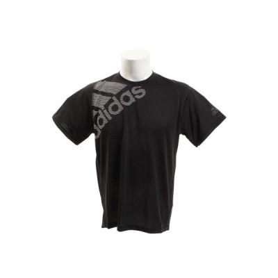 アディダス(adidas) M4T フリーリフトビッグロゴTシャツ FSF86-DU0902 オンライン価格 (メンズ)