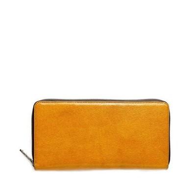 トーテムリボー 財布 オーガナイザーバッグ フロー 牛革 メンズ レディース TRV0101W-20 イエロー