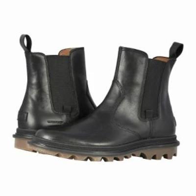 ソレル ブーツ Ace(TM) Chelsea Waterproof Black