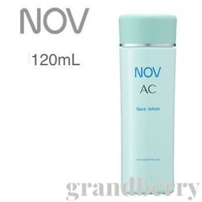 NOV(ノブ) AC フェイスローション (化粧水) 120mL