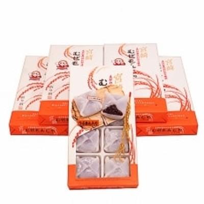 宮崎えびの産ひのひかり米粉使用  折餅 【宮崎 むぜもんじゃ】6箱