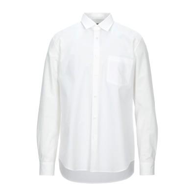 セオリー THEORY シャツ ホワイト S コットン 100% シャツ
