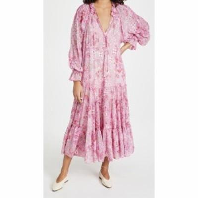 フリーピープル Free People レディース ワンピース マキシ丈 ワンピース・ドレス Feeling Groovy Maxi Dress Summertime Pink