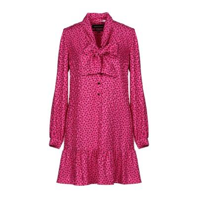 VANESSA SEWARD ミニワンピース&ドレス ピンク 34 シルク 100% ミニワンピース&ドレス