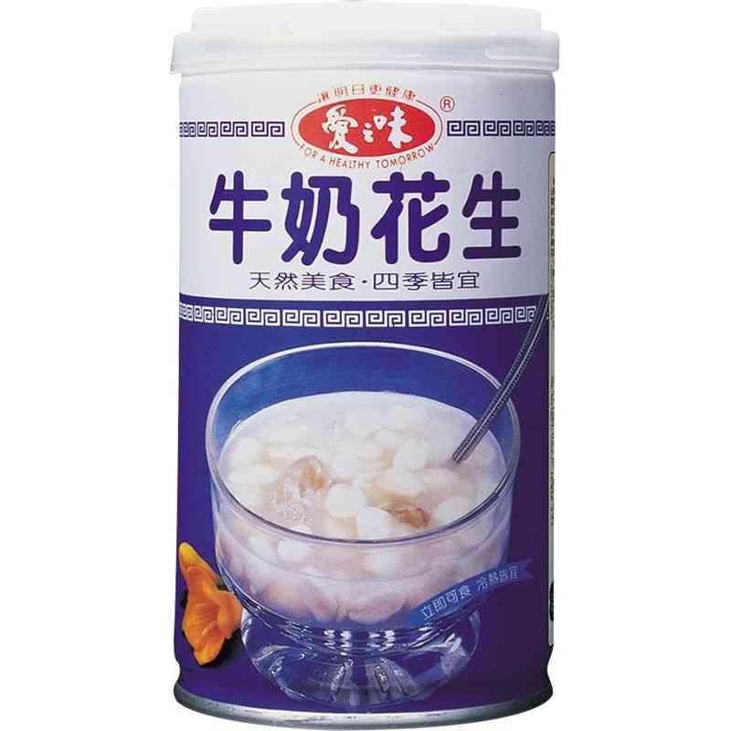 愛之味牛奶花生340g
