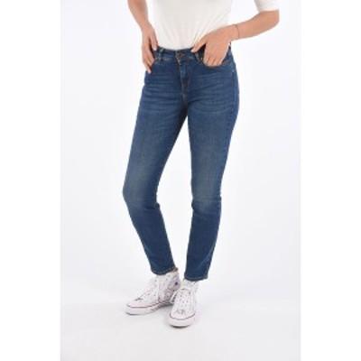 MAX MARA/マックス マーラ Blue レディース WEEKEND Stretch Cotton NIGRA Skinny Fit Jeans dk